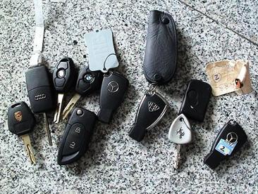 吓人!一张照片就能配到你家钥匙!你还敢在朋友圈晒钥匙吗