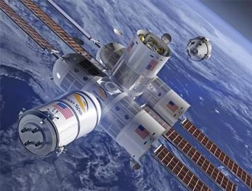 全球首家豪华太空酒店拟2022年开业!太空梦就此实现?