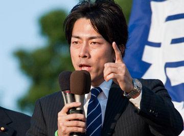 日媒民调:日本前首相小泉纯一郎之子成首相热门人选