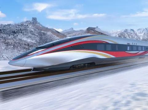 京张高铁什么样?首次全线采用智能技术建造