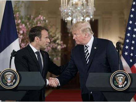 法美倡导签署伊核新协议 伊朗威胁退出《不扩散核武器条约》