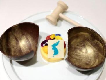 从朝鲜冷面到巧克力球 用美食解读朝韩首脑会晤