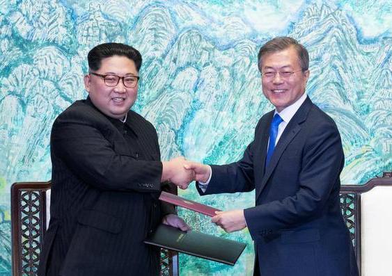 半岛再吹统一之风 韩国研究组建朝韩联队参加亚运会