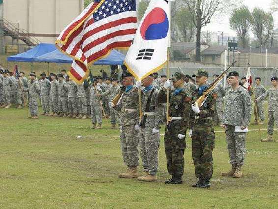 美朝就驻韩美军问题立场互换?美考虑削减驻韩美军人数