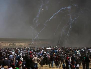 """美国搬迁驻以色列大使馆引发""""加沙大屠杀"""" 中东局势乱上加乱"""