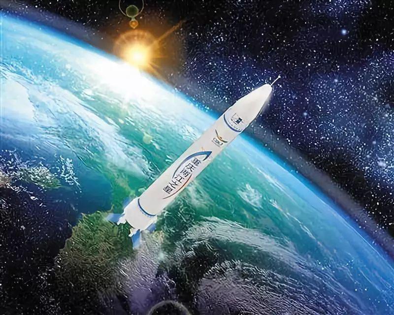 我国首枚自主研发民营商业火箭首飞成功 厂商 5年后与SpaceX竞争