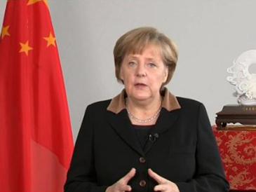 德国总理默克尔开启第11次访华之旅 这次为何而来?