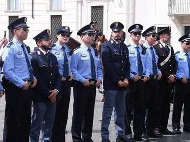 第三次!中国警察为何跑去罗马上街巡逻?