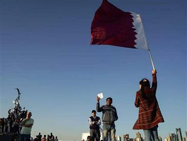 """断交危机一周年 卡塔尔竟成博弈的""""最后赢家""""?"""