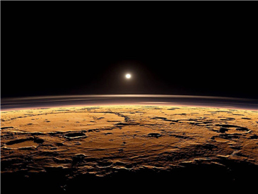 NASA称火星发现有机分子 可能曾存在远古生命