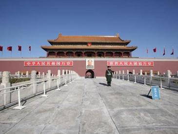 天安门本周五启动修缮 预计明年4月底恢复对外开放