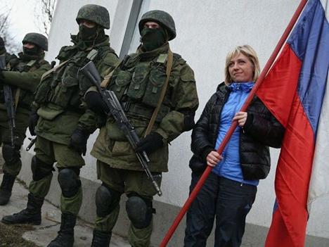 """美国打算承认俄对克里米亚主权?""""特普会""""上见分晓"""
