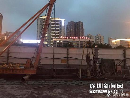 深圳供电局怒怼深圳地铁:三天挖断7根电缆?
