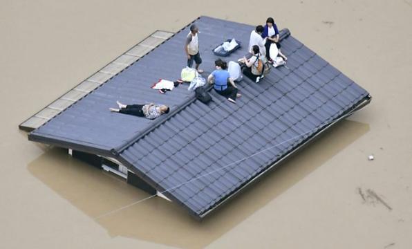 日本暴雨逾百人遇难近百人失联 雨虽已停次生灾害还要防