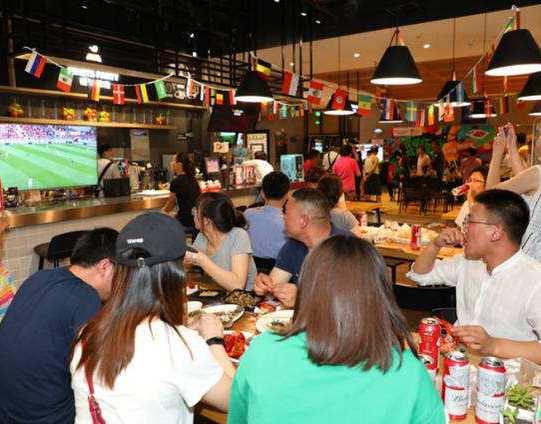 世界杯收官球迷大数据出炉 夜宵小龙虾竟被馒头击败