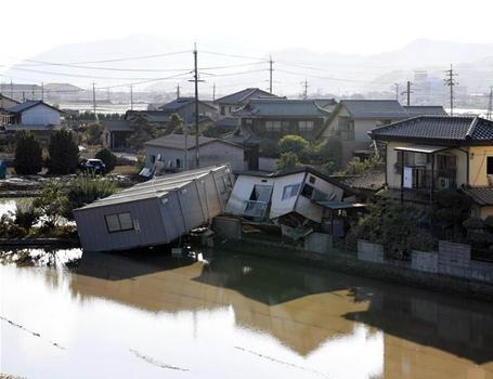"""""""毁良田、夺人命"""" 日本这次暴雨为何如此凶猛"""