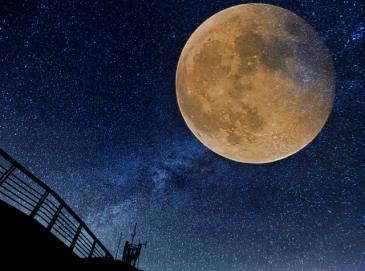 火星大冲、月全食 明晚起两大奇妙天象轮番上演