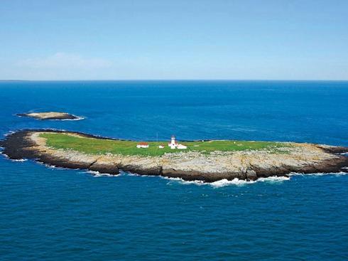 一个占地20英亩的小岛 引爆美加领土争端