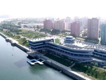 来回一日游 好吃又便宜 朝鲜海鲜吸引大批中国吃货