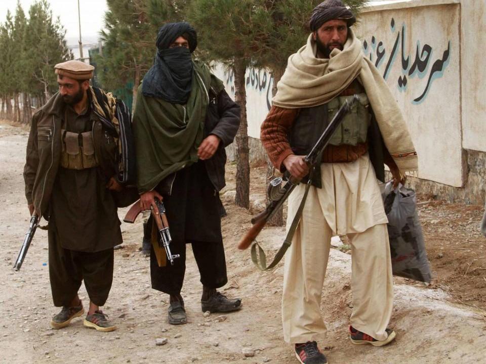 塔利班卷土重来?美国反恐战争被指彻底失败