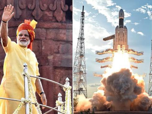 印总理莫迪宣布:印度将在2022年前发射首个载人航天飞船