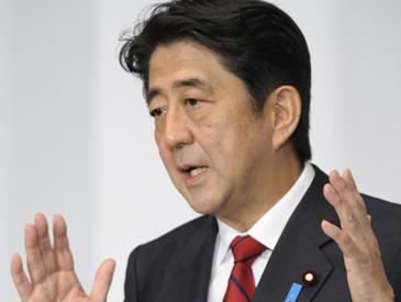 """日本自民党总裁选举 安倍周遭声音:""""光是赢是不行的"""""""
