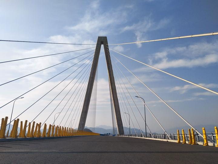 """回顾︱乐清湾大桥及其接线通车试运营!感受开往新发展的""""首班车"""""""