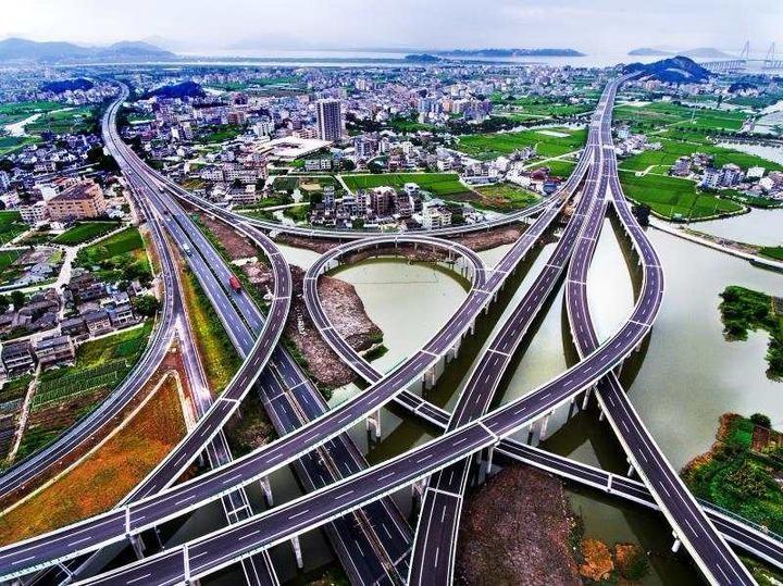 一桥跨台温 天堑变通途 !乐清湾大桥今日通车啦