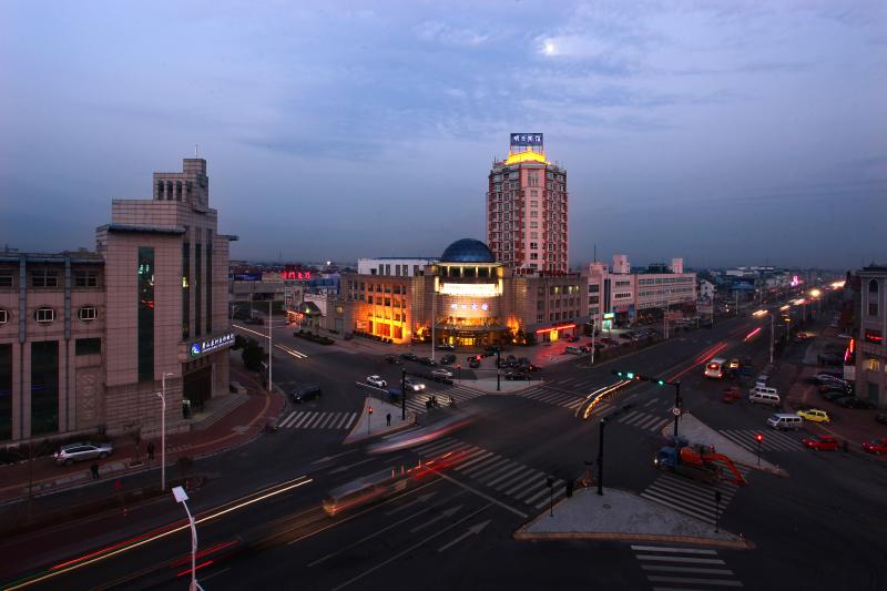 瓜沥城区夜景-沈雷.JPG