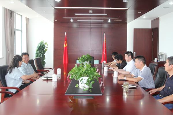 柯城区与衢州市档案局共商市、区档案工作合作机制