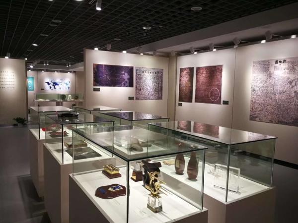 《宁波:海上丝绸之路的活化石》——地图资料特展正式开展