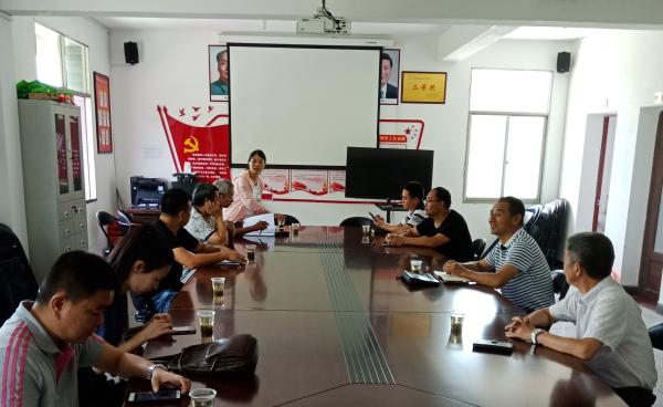 遂昌县档案局组织开展新时代文明传习志愿服务活动