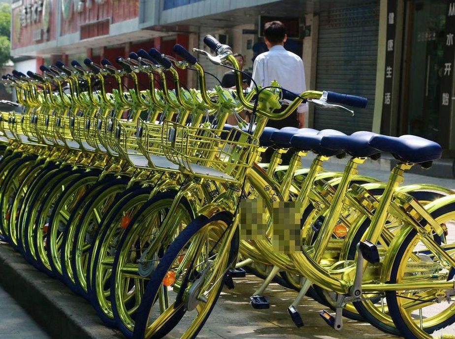 共享单车怎么管 延安路成浙江首条示范街