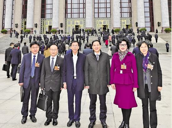 浙江代表委员共话新征程新使命 新时代是奋斗者的时代