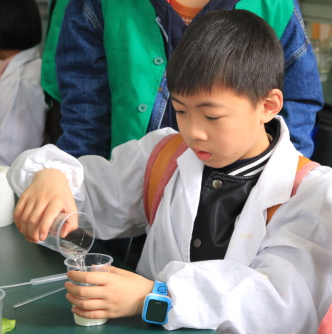 活动一:杭师大实验室探秘