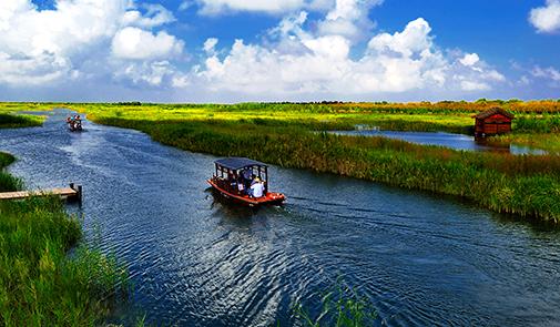 宁波杭州湾新区:生态文明建设助推湾区经济发展