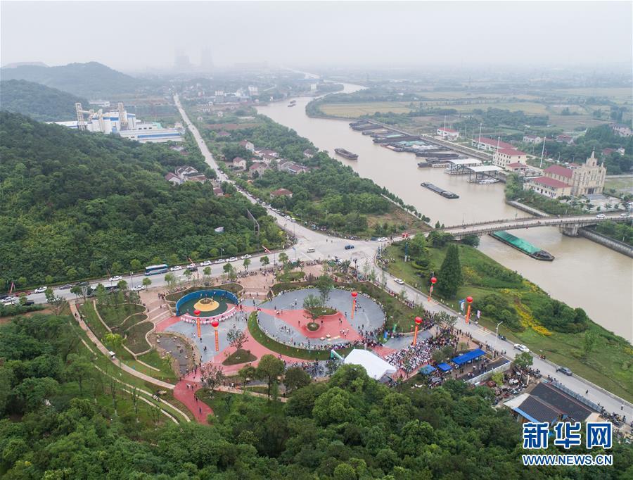 """浙江长兴:乐享美丽乡村""""休闲公园"""""""
