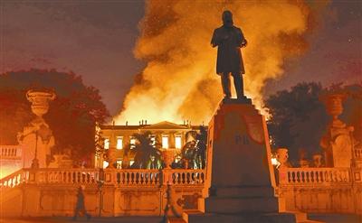 巴西国博大火