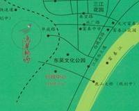 鸣翠桃源位置图