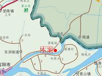 华立永通・逸城位置图