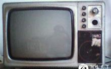 西湖牌电视机