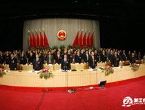 省十一届人大二次会议胜利闭幕