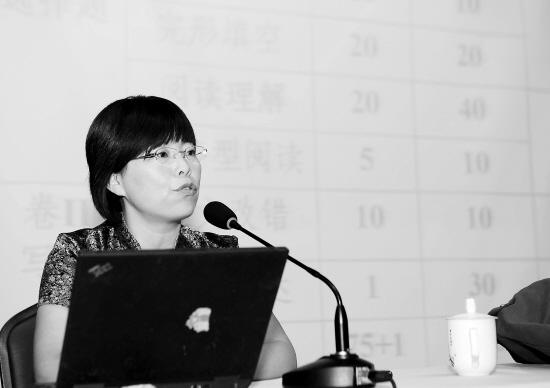 杭州市教坛新秀孔慧敏:高考英语考前一周备考