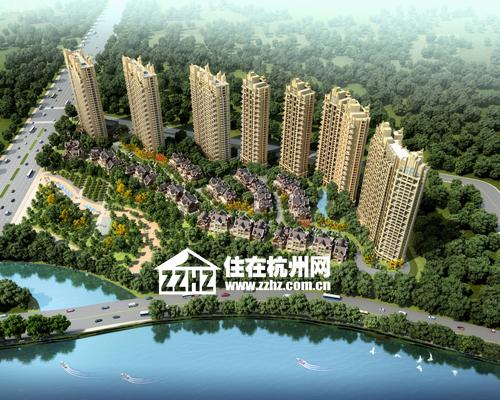 杭州一线江景新贵 保利·江语海即将启幕