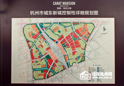 杭州市西湖区规划图_畅想城东新城:杭州融入长三角的东大门-住在杭州