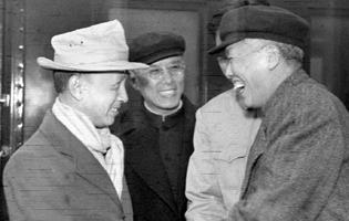 在中国政府的交涉下,美国移民当局最终不得不同意放行钱学森.图片