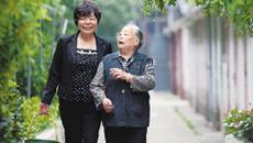 俞复玲:服务居民暖人心