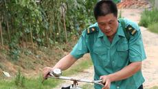 张龙生:深山里的绿衣使者