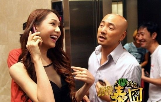 《泰囧》电梯美女真是人妖:泰国十大妖后之一