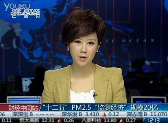"""""""十二五""""PM2.5""""监测经济""""规模20亿"""